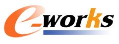 e-works数字化企业logo