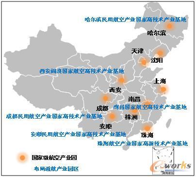 中国通用航空制造业深蕴发展潜力