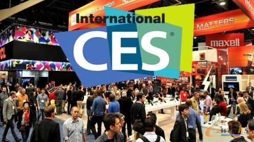 2015年CES展会盛大开幕