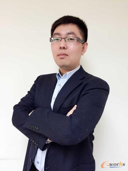 研华自动化智能制造行业经理谢波