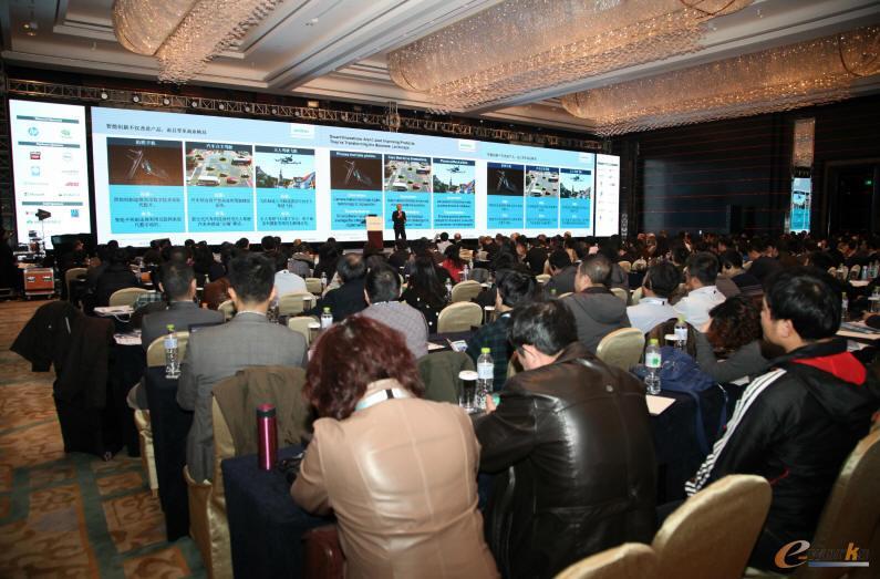 2015 年Siemens PLM Software大中华区用户大会成功召开