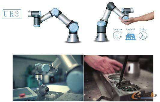 UR3应用正确的扭矩拧紧螺钉 UR3应用恒定一致的压力涂抹胶水
