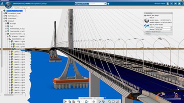 达索系统宣布推出3DEXPERIENCE平台2015x通用版