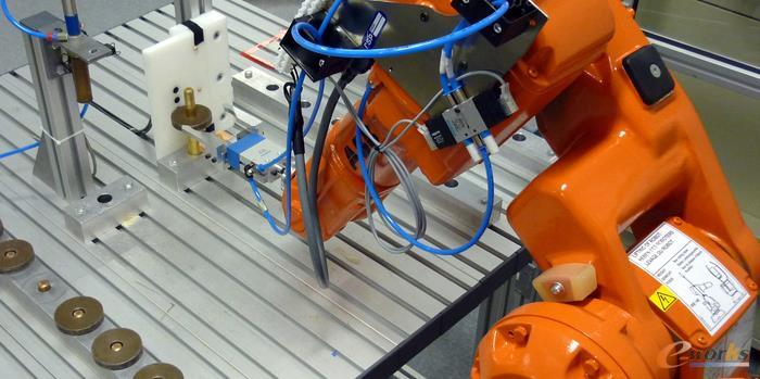 欧洲工厂将采用那些不需要重新编程就能调整它们工作任务的机器人