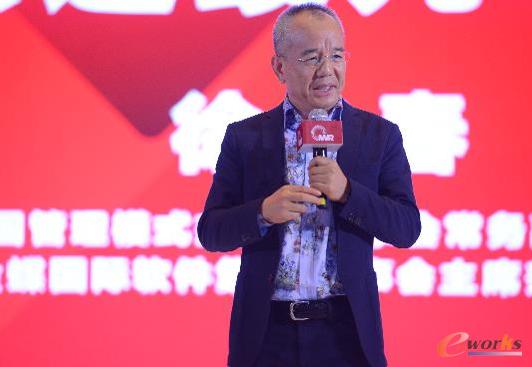 中国管理模式杰出奖理事会副理事长 徐少春