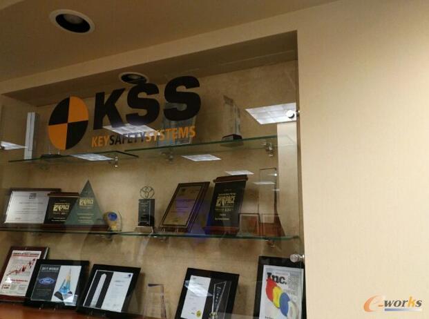 KSS公司一角