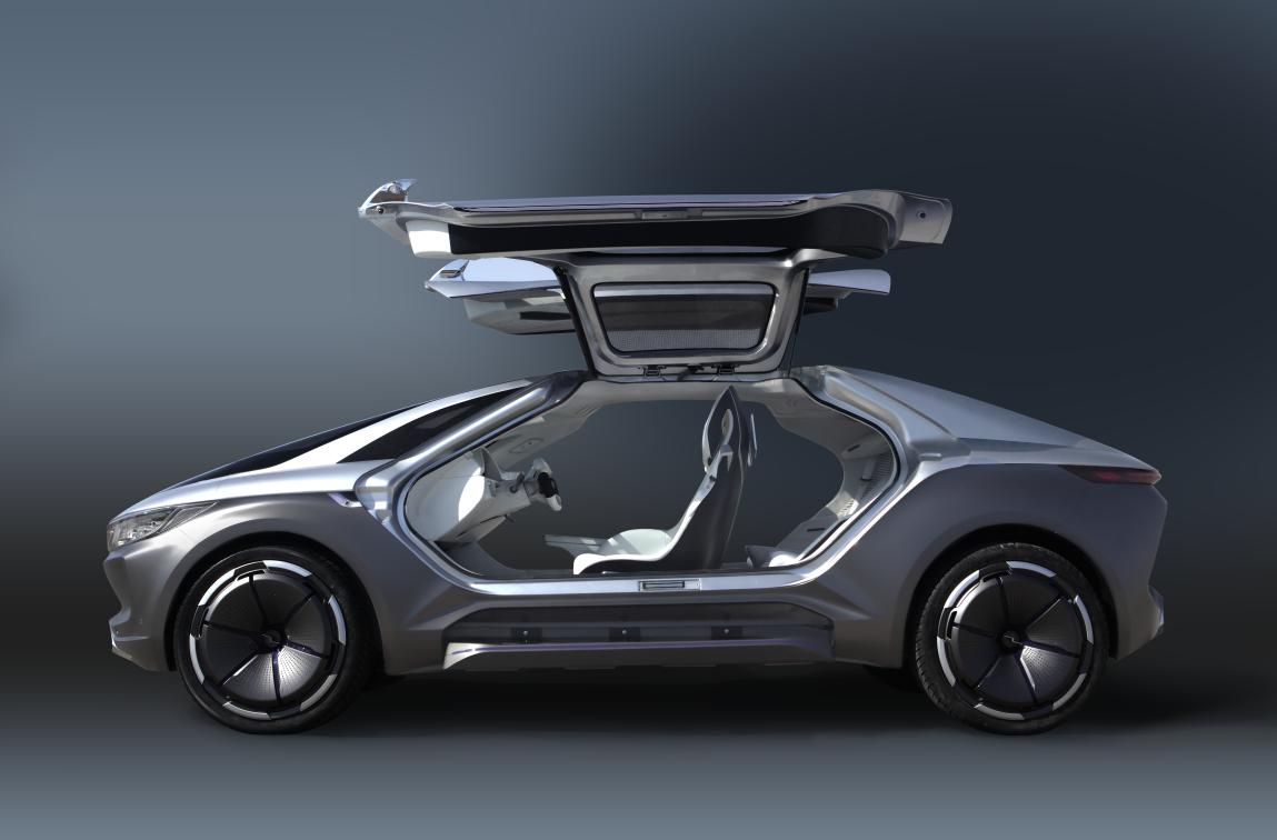 """在智车优行联合创始人兼CEO这一身份之前,沈海寅是""""奇虎360""""副总裁、""""金山软件""""集团副总裁,以及在日本创业多次的企业家,奇点汽车是智车优行于2016年3月推出的全新价值智能电动汽车品牌。奇点汽车打破了一直以来汽车行业仅强调被动安全的局限性,创新性地利用智能、网联特性重新定义汽车安全。 面对中国汽车行业的产能过剩问题,奇点汽车不重复造轮子,而是通过集成式创新整合优质产能,落地颠覆性创新产品。高度融合智能科技和机械工艺的奇点汽车在高效利用汽车百年积淀下来的"""