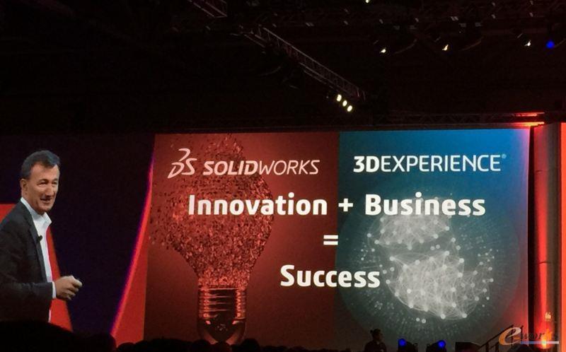 SolidWorks 2016用户大会在美国达拉斯闭幕