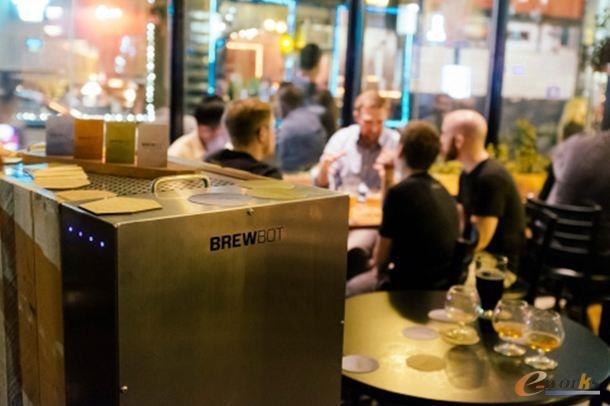 SolidWorks助BrewBot 研制智能酿酒机