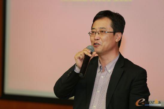 用友网络科技股份有限公司高级副总裁 王健