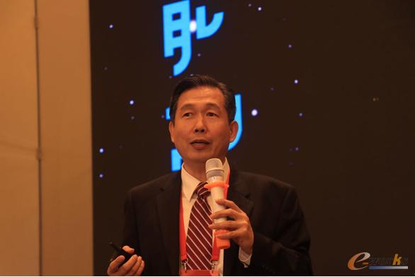 清华大学教授、走向智能制造研究院执行院长赵敏
