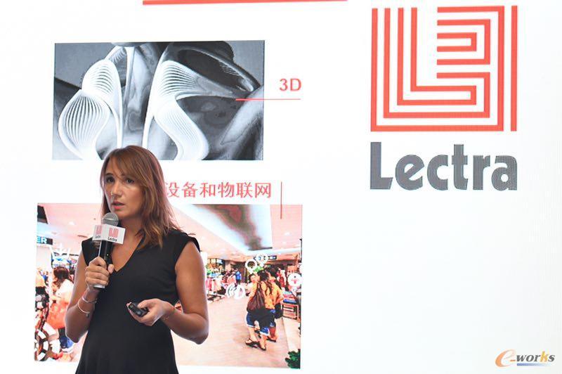 力克首席营销与传播官 Céline Choussy Bedouet 女 士