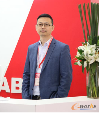 力克大中华区市场总监王广辉先生