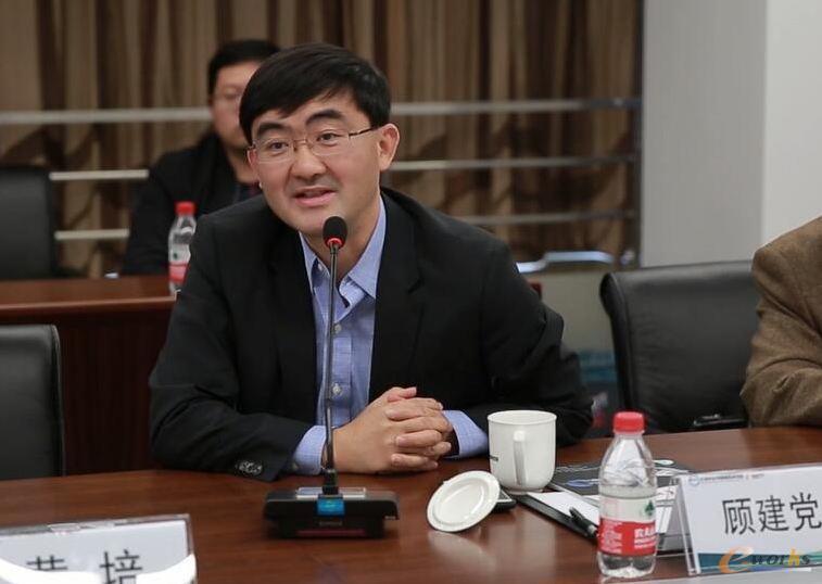菲尼克斯(中国)投资有限公司总裁顾建党