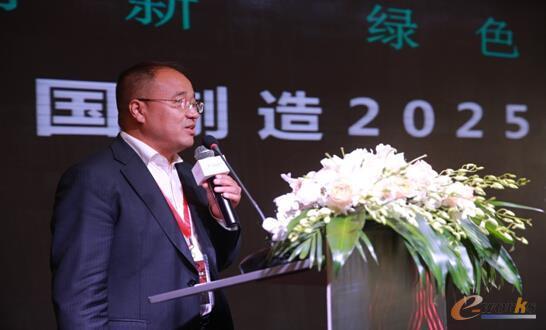 工业 4.0 俱乐部 秘书长 杜玉河