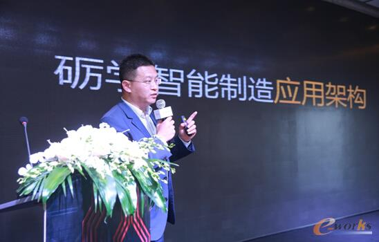 上海砺学信息科技有限公司 总经理 李强