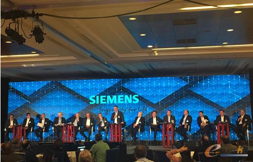 Siemens PLM Software高管亮相一年一度的全球分析师会议