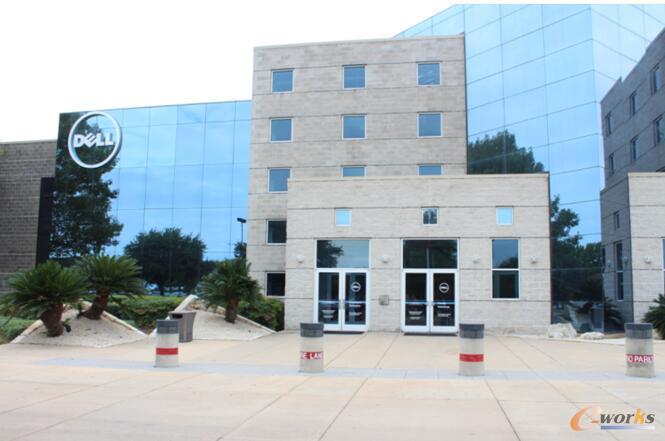 戴尔位于德克萨斯州的行政访问中心