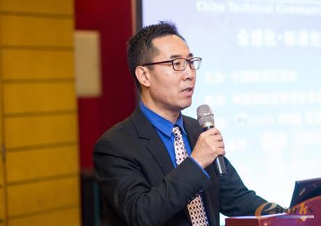 中国标准化协会副秘书长 张秀春