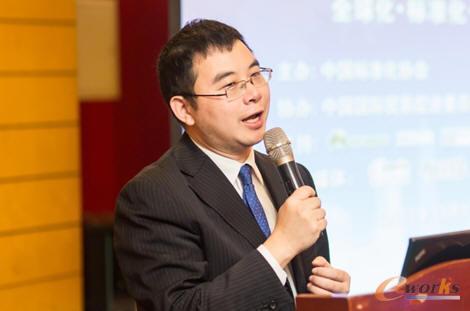中国国际贸易促进委员会商业行业分会秘书长 姚歆