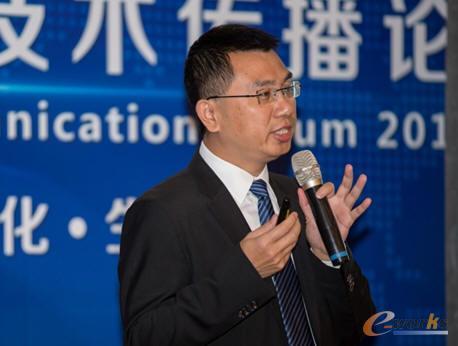 上海美嘉林软件科技股份有限公司总经理 金勇华