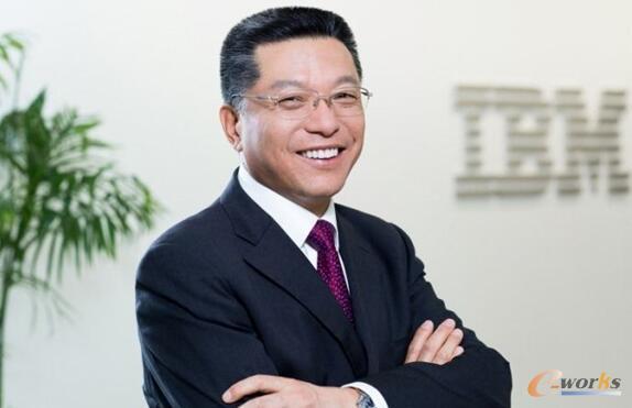 IBM全球高级副总裁、大中华区董事长 陈黎明