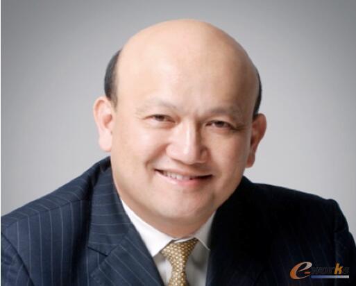SIEMENS工业软件全球高级副总裁、兼大中华区首席执行官 梁乃明