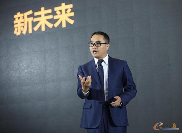 SAP中国区副总裁、行业价值工程部总经理 荆伟