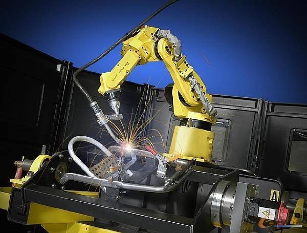 发那科发布信息化驱动未来智能工厂