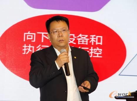图6 中车南京浦镇车辆有限公司副总经理李立