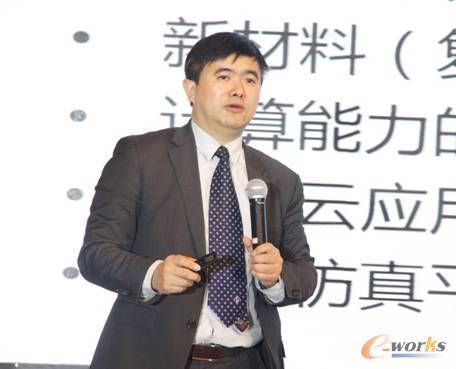 图9 e-works数字化企业网CEO黄培博士