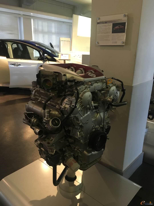日产发动机
