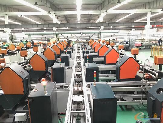 恒通机械欲打造无人工厂
