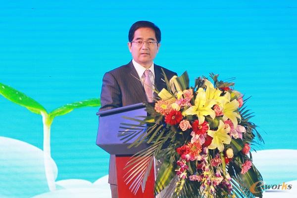浪潮执行总裁王兴山