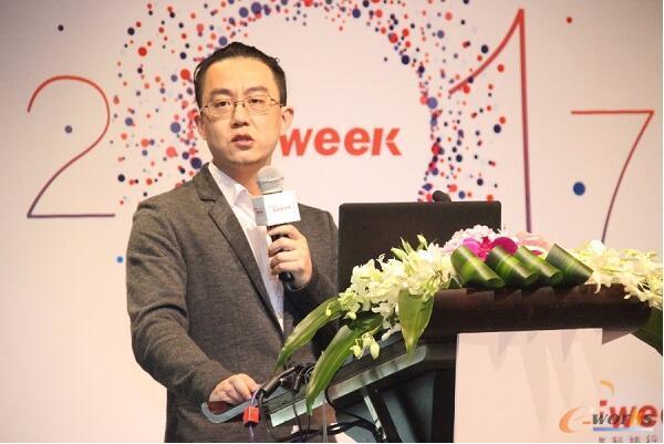上海湃睿信息科技有限公司IOT事业部总监周羚先生