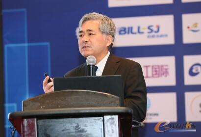 同济大学中德学院机械工程系主任沈斌教授