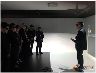 ESI沉浸式虚拟现实体验中心