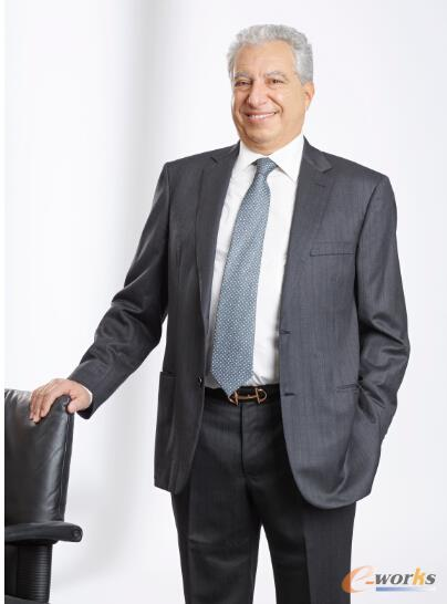 ——访力克首席执行官Daniel Harari先生