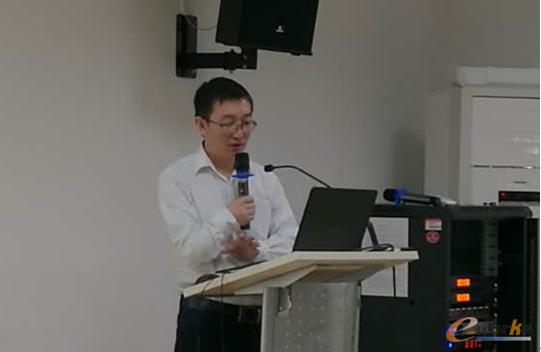 武汉制信科技咨询部副总经理刘慧东