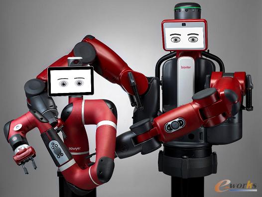 未来机器人:以瑞森可(rethink robotics)为代表的人机协作的共融机器人 软银CEO孙正义曾预测,到2040年,地球上的机器人会超过100亿台,总值超过100万亿元。未来机器人的巨大体量是毋庸置疑的,但未来机器人的发展方向是什么样的呢?据巴克莱银行评估:未来全球机器人增速将保持在30%以上,其中传统机器人将只占到整个机器人市场应用份额的10%,其余90%的机器人市场都将归属于人机共融的智能协作机器人。来自中国科学院的丁汉院士也表示,共融机器人就是未来机器人的发展方向。 其实早在2008年,美