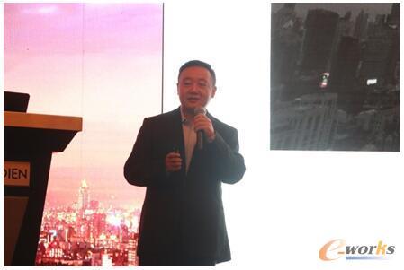 SAP工商事业部华南区销售总监 胡光
