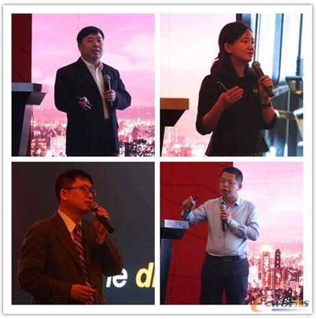 从左至右,从上至下:聂兰华、陈曦、刘宏江、张浩
