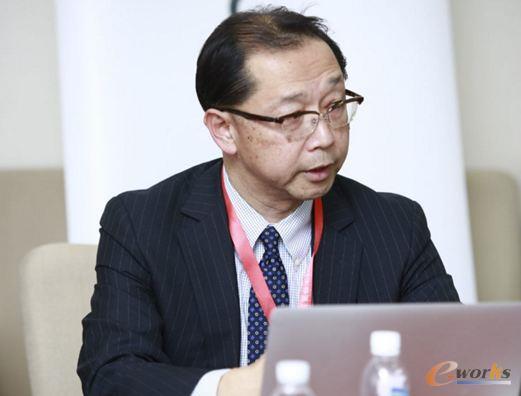 欧特克公司亚太区数字制造销售总监Koji Tsujino