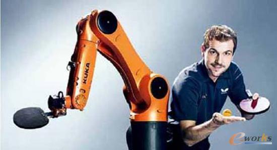 波尔和机器人