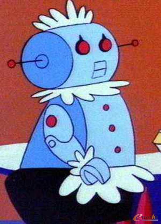 机器人,动画片里的机器人形象