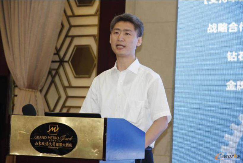 山东省经济和信息化委员会 陈处长