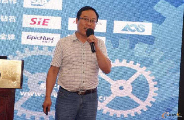 陕西高端装备与智能制造产业研究院院长、西电电气研究院CIO  赵红武