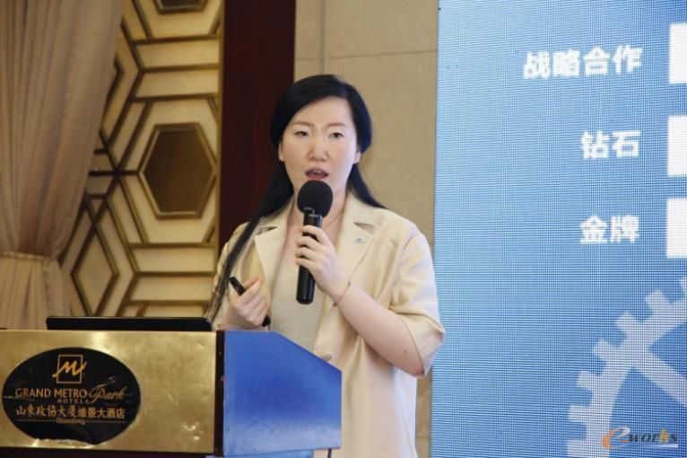 上海骜升信息科技有限公司创始人王丹
