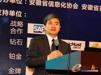 e-works总编黄培博士