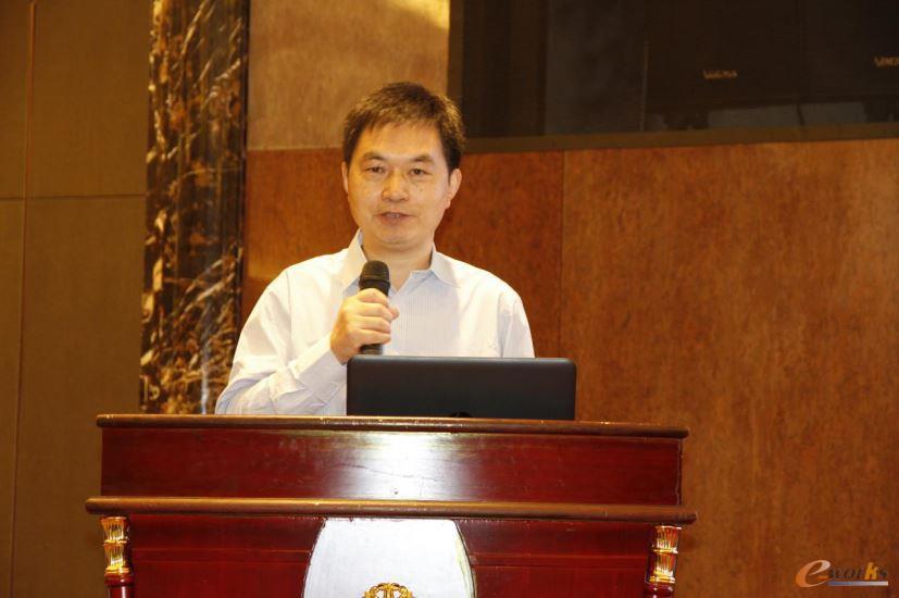 IBM中国实验室大数据与分析业务拓展总经理顾世山